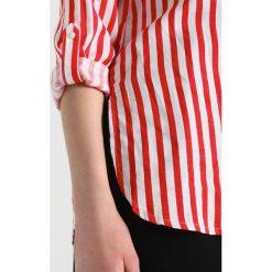 Koszule wiązane damskie: b.young FABIANNE STRIPE Koszula tomato red