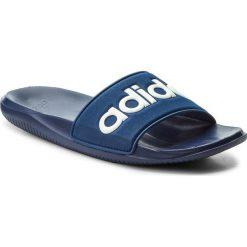 Klapki adidas - Carozoon CG2818  Nobind/Ftwwht/Nobind. Niebieskie chodaki damskie Adidas, z materiału. Za 99,00 zł.