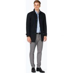 Płaszcze męskie: Minimum – Płaszcz męski – Jenkings, niebieski