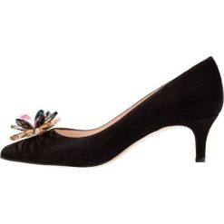 Lodi CABARE Czółenka nero/multicolor. Czarne buty ślubne damskie Lodi, z materiału. Za 769,00 zł.