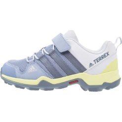 Buty sportowe damskie: adidas Performance TERREX AX2R Obuwie hikingowe chalk blue/raw steel/semi frozen yellow