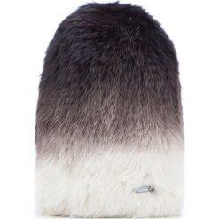 Czapka damska 87-HF-204-X3. Czarne czapki zimowe damskie marki Wittchen, na zimę. Za 199,00 zł.