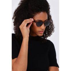 Okulary przeciwsłoneczne damskie aviatory: MR.BOHO BORN Okulary przeciwsłoneczne braun
