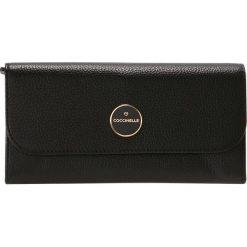 Coccinelle LUNAIRE Portfel noir. Czarne portfele damskie marki Coccinelle. Za 599,00 zł.