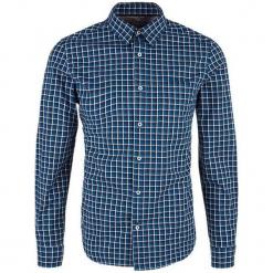 S.Oliver Koszula Męska L Ciemny Niebieski. Niebieskie koszule męskie S.Oliver, l, z materiału. Za 139,00 zł.