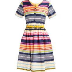 Sukienki hiszpanki: Yumi Sukienka letnia multi