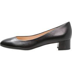 Högl Czółenka schwarz. Czarne buty ślubne damskie HÖGL, z materiału. Za 549,00 zł.