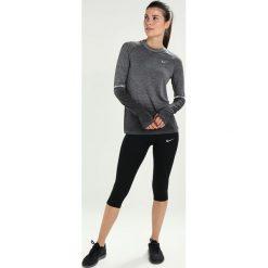 Nike Performance DriFIT Koszulka sportowa anthracite/wolf grey/dark grey/reflective silver/gradient. Szare topy sportowe damskie Nike Performance, xl, w gradientowe wzory, z materiału. W wyprzedaży za 224,25 zł.