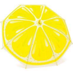 """Parasole: Parasol """"Lemon"""" w kolorze żółtym – Ø 66 cm"""