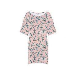 Sukienka CP-024  276. Fioletowe sukienki dzianinowe marki Colour pleasure, uniwersalny. Za 149,00 zł.