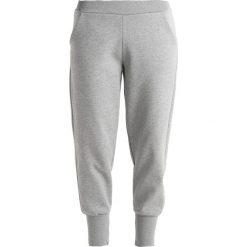 Ted Baker RADONNA JOGGER Spodnie treningowe light grey. Czarne bryczesy damskie marki Ted Baker, z materiału. W wyprzedaży za 384,30 zł.