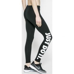 Nike Sportswear - Legginsy. Szare legginsy we wzory Nike Sportswear, m, z bawełny. Za 119,90 zł.