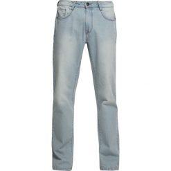 Urban Classics 5 Pocket Relaxed Fit Denim 3 Jeansy niebieski. Niebieskie jeansy męskie regular Urban Classics. Za 164,90 zł.