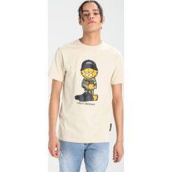 T-shirty męskie z nadrukiem: Cayler & Sons GARFIELD TEE Tshirt z nadrukiem sand