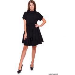 LATORI - Sukienka damska ONE SIZE LM26/1. Niebieskie sukienki mini marki Pakamera, z bawełny. Za 129,00 zł.