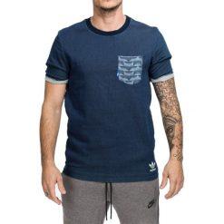 T-shirty męskie: T-shirt w kolorze granatowym
