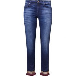 Rurki damskie: 7 for all mankind PYPER Jeansy Slim Fit blue demin
