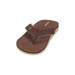 Japonki Cool shoe  SAND. Brązowe japonki męskie marki OLAIAN, z kauczuku. Za 149,00 zł.