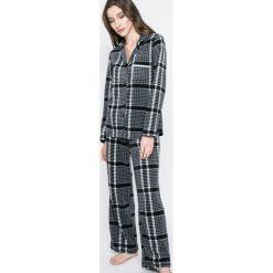 Dkny - Piżama. Szare piżamy damskie marki DKNY, m, z dzianiny. W wyprzedaży za 229,90 zł.