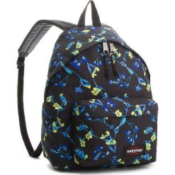 Plecak EASTPAK - Padded Pak'r EK620 Glow Black 40T. Czarne plecaki męskie Eastpak, z materiału, sportowe. Za 189,00 zł.