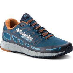 Buty COLUMBIA - Bajada III Winter BM5313  Phoenix Blue/Beta 489. Niebieskie buty do biegania męskie Columbia, z materiału. W wyprzedaży za 399,00 zł.