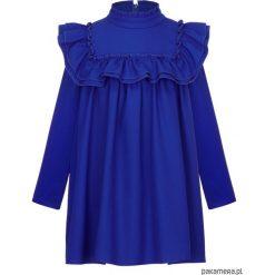 Sukienka Tiffany Blue. Niebieskie sukienki dziewczęce marki Pakamera. Za 160,00 zł.
