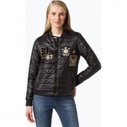 Polo Ralph Lauren - Damska kurtka pikowana, czarny. Czarne kurtki damskie pikowane marki Polo Ralph Lauren, l, z aplikacjami. Za 999,95 zł.