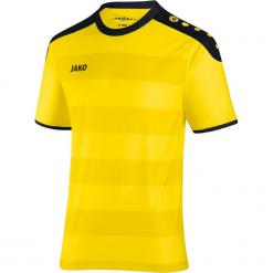 Koszulki sportowe męskie: Jako Celtic krótki rękaw Koszulka – mężczyźni – Citro / black_s