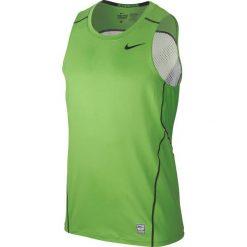 Odzież termoaktywna męska: koszulka termoaktywna męska NIKE PRO COMBAT HYPERCOOL FITTED TANK / 693651-340 – NIKE PRO COMBAT HYPERCOOL FITTED TANK