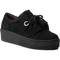 Sneakersy TAMARIS - 1-24723-30 Black 001. Czarne sneakersy damskie marki Tamaris, z materiału. W wyprzedaży za 189,00 zł.