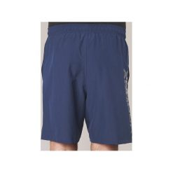 Szorty i Bermudy  Under Armour  WOVEN GRAPHIC WORDMARK SHORT. Niebieskie bermudy męskie Under Armour. Za 129,00 zł.