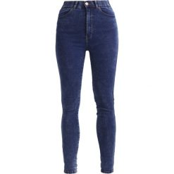 Boyfriendy damskie: Dr.Denim Tall MOXY Jeans Skinny Fit blue denim