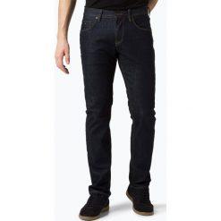 Tommy Hilfiger - Jeansy męskie – Bleecker, niebieski. Szare jeansy męskie marki TOMMY HILFIGER, z bawełny. Za 449,95 zł.