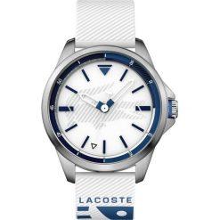 Lacoste - Zegarek CAPBRETON.2010942. Szare zegarki męskie Lacoste, szklane. Za 649,90 zł.