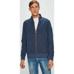 Camel Active - Bluza. Brązowe bluzy męskie rozpinane marki Camel Active, m, z bawełny, bez kaptura. Za 439,90 zł.