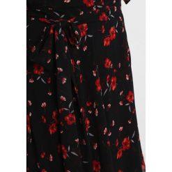 Długie sukienki: City Chic DRESS FALL IN LOVE Długa sukienka black