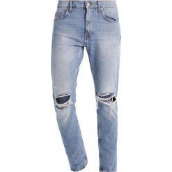 Tiger of Sweden Jeans PISTOLERO Jeansy Slim Fit light blue. Niebieskie jeansy męskie relaxed fit marki Tiger of Sweden Jeans. W wyprzedaży za 575,20 zł.