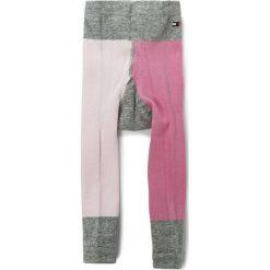 Legginsy TOMMY HILFIGER - 385007001 Pink Lady 422. Czerwone kalesony męskie marki Happy Socks, z bawełny. Za 44,99 zł.