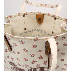 Shopper bag damskie: Coach HORSE AND CARRIAGE TOTE Torba na zakupy chalk