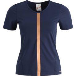 Head Tshirt z nadrukiem blue. Niebieskie t-shirty damskie Head, xs, z nadrukiem, z elastanu. W wyprzedaży za 125,40 zł.