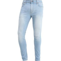 Hollister Co. Jeans Skinny Fit light blue denim. Niebieskie rurki męskie Hollister Co. Za 229,00 zł.