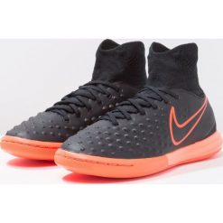 Buty skate męskie: Nike Performance MAGISTAX PROXIMO II IC Halówki black/hyper orange/blue