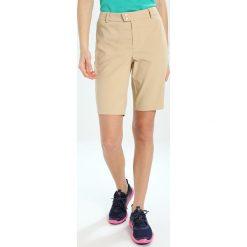 Polo Ralph Lauren Golf PAR SHORTSHORT Krótkie spodenki sportowe tan. Brązowe spodenki sportowe męskie marki Polo Ralph Lauren Golf, z elastanu, na golfa. W wyprzedaży za 343,85 zł.