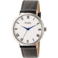 """Zegarki męskie: Zegarek kwarcowy """"the 2900"""" w kolorze szaro-srebrno-białym"""