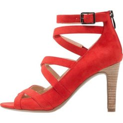 Buty damskie: Franco Sarto QUINCEY Sandały na obcasie hibiscus red