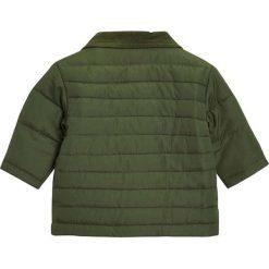 Next Kurtka zimowa green. Zielone kurtki chłopięce przeciwdeszczowe Next, na zimę, z materiału. W wyprzedaży za 126,65 zł.