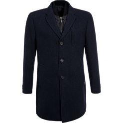 Płaszcze męskie: CG – Club of Gents MEMPHIS Płaszcz wełniany /Płaszcz klasyczny blau dunkel
