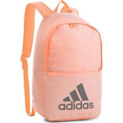 Plecak adidas - Classic Bp DM7678 Cleora/Cleora/Ngtmet. Czerwone plecaki męskie Adidas, z materiału, sportowe. Za 99,00 zł.