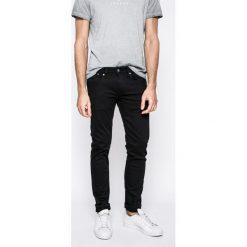 Pepe Jeans - Jeansy Hatch. Czarne jeansy męskie regular Pepe Jeans. W wyprzedaży za 269,90 zł.
