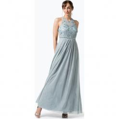 VM - Damska sukienka wieczorowa, niebieski. Niebieskie sukienki koktajlowe VM. Za 599,95 zł.
